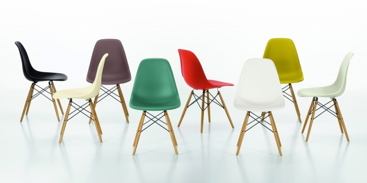 Eames DSW- Vitra