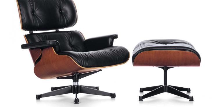Eames Long Chair - Vitra
